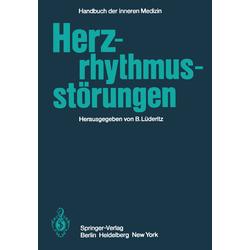 Herzrhythmusstörungen als Buch von Leo Mohr/ R. Staehelin