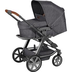 ABC Design Kombi-Kinderwagen Kombi Kinderwagen Turbo 4, shadow grau