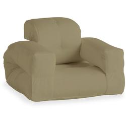 Karup Design Loungesessel Hippo weiß