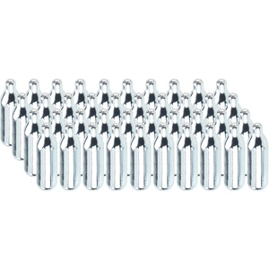 Sahnekapseln für gängige Sahnespender, 40er-Set, 7,5 g Gas pro Kapsel