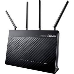 Asus DSL-AC87VG WLAN Router mit Modem Integriertes Modem: VDSL, ADSL2+, ADSL 2.4GHz, 5GHz 2.4 GBit/s