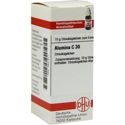 ALUMINA C 30 Globuli 10 g