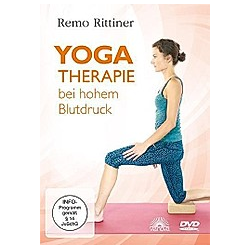 Yogatherapie bei hohem Blutdruck  DVD - DVD  Filme