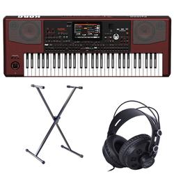 Korg Pa1000 Portable Keyboard Set