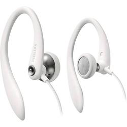 Philips SHS3300WT/10 In Ear Kopfhörer In Ear Ohrbügel Weiß