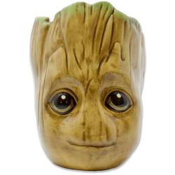 Tasse Skulptur-Tasse Baby Groot