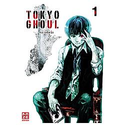 Tokyo Ghoul Bd.1. Sui Ishida  - Buch