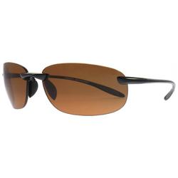 Serengeti Nuvola 7317 6515 Shiny Black Sonnenbrille