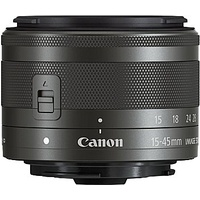 Canon EF-M 15-45mm F3,5-6,3 IS STM