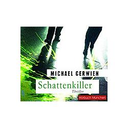 Schattenkiller  6 Audio-CDs - Hörbuch