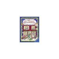 Ravensburger Wandkalender Mein Wimmel-Adventskalender