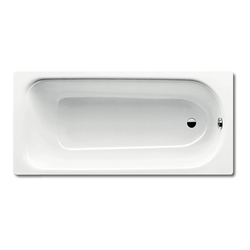 Kaldewei Saniform Plus Badewanne 140 × 70 × 40 cm… weiß alpin