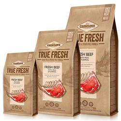 Carnilove Hund True Fresh Rind - 4 kg