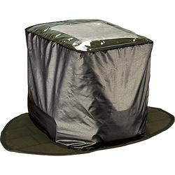 Büse 3613, Regenhaube groß - Silber - 42 cm x 29 cm x 28 cm