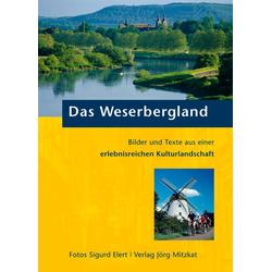 Das Weserbergland als Buch von