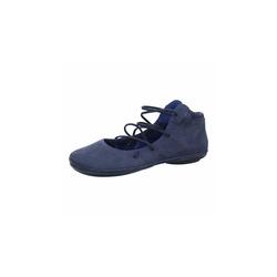 Ballerinas Camper blau