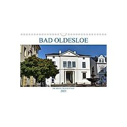 Bad Oldesloe 2021 (Wandkalender 2021 DIN A4 quer)