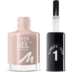 MANHATTAN Gel-Nagellack Super Gel grau