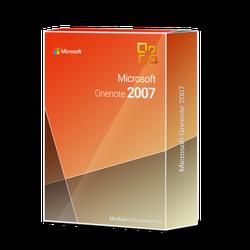 Microsoft OneNote 2007 Download