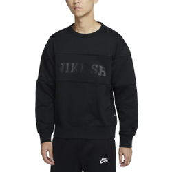 Nike SB - M Nk Sb Hbr Crew Black - Sweatshirts - Größe: L