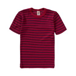 Engel Unterhemd Kinder Unterhemd Wolle/Seide rot