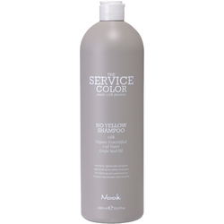 Nook Silver Shampoo 1000 ml