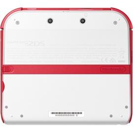 Nintendo 2DS weiß / rot + Tomodachi Life (Bundle)