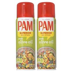 PAM Organic Olive Oil 141g