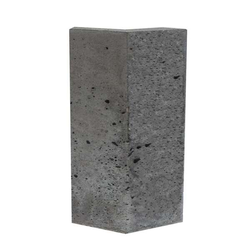 BRULAheat Kaminofen Bauplatte Eckelement 45° 50 x 760 mm
