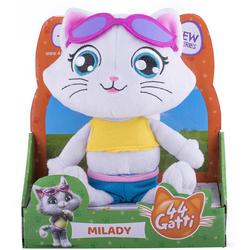 Smoby Musical Plüsch 44 Cats Milady