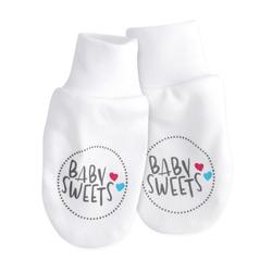 Baby Sweets Fäustlinge Handschuhe Little Elephant 56 (Neugeborene)