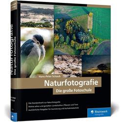 Naturfotografie als Buch von Hans-Peter Schaub