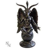 Nemesis Now Baphomet Antike Figur, cm, bronzefarben