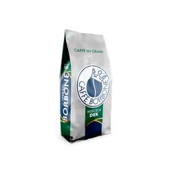 Miscela Dek, entkoffeiniert, Kaffeebohnen, 1 kg - Caffè Borbone