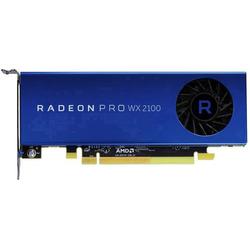 AMD Workstation-Grafikkarte Radeon Pro WX 2100 2GB GDDR5-RAM PCIe x16 DisplayPort, Mini DisplayPort