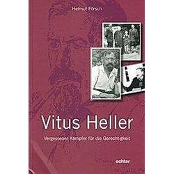 Vitus Heller. Helmut Försch  - Buch