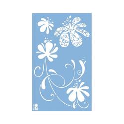 Marabu Malvorlage Schablone 40 x 66 cm Spring Art