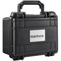 Mantona Outdoor Schutz-Koffer S schwarz
