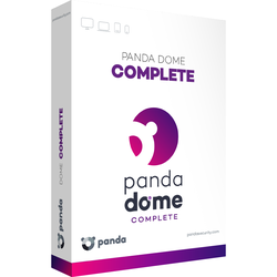 Panda Dome Complete 2021 | für PC/Mac/Mobilgeräte