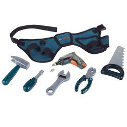 Bosch Theo Klein Mini Werkzeuggürtel Akkuschrauber Hammer Spielzeug Geschenkidee