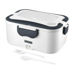 UNOLD 58850 Frischhaltebox Weiß/Grau
