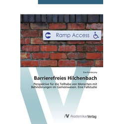 Barrierefreies Hilchenbach als Buch von Eva Konieczny