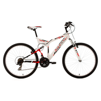 KS-CYCLING Zodiac 26 Zoll RH 48 cm