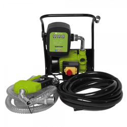 Zipper Diesel & Ölpumpe ZI-DOP600