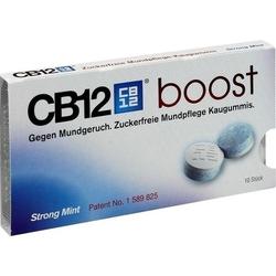 CB12 boost Kaugummi 10 St