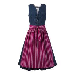 MarJo Dirndl (3-tlg) kann auch als Kleid getragen werden 134/140