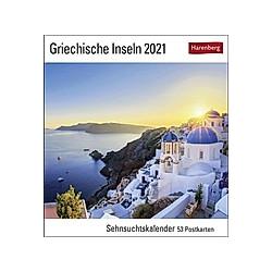 Griechische Inseln 2021