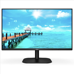 AOC MONITOR 27 LED VA FHD 16:9 250 CDM, DVI MULTIMEDIALE