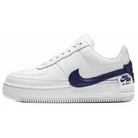 Nike Wmns Air Force 1 Jester Xx white-indigo/ white, 40