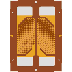 Dehnmessstreifen 1 St. ECF-350-3HA-A-(11)-O-SP (L x B) 9.4mm x 6.7mm